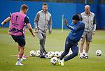 18.09.2019 Rangers training: Alfredo Morelos