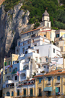 Houses of Amalfi, Italy