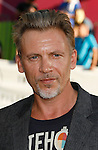 """Actor Callum Rennie arrives at the The World Premiere of """"The X-Files: I Want To Believe"""" at Mann's Grauman Chinese Theatre on July 23, 2008 in Hollywood, California."""