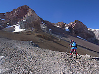 Windy Crest , Aconcagua
