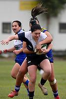 Rebecca Liua'ana Trophy - Northern United Women v Petone Women at Fraser Park, Lower Hutt, New Zealand on Saturday 1 August  2020. <br /> Photo by Masanori Udagawa. <br /> www.photowellington.photoshelter.com