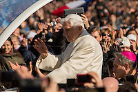 27.02.2013 - Goodbye Pope… Welcome Pope Emeritus