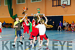 Annual KDYS/Garda basketball blitz at Castleisland Community Centre on Friday