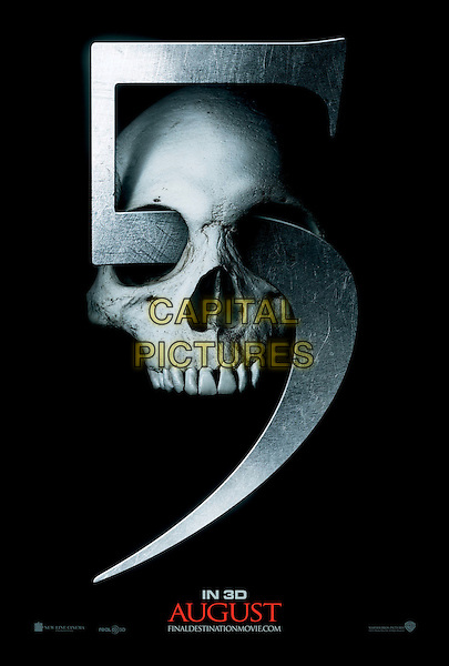 TEASER ONE SHEET POSTER ART.in Final Destination 5.*Filmstill - Editorial Use Only*.CAP/FB.Supplied by Capital Pictures.