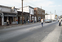 1982 October..Redevelopment.Church Street..WEST SIDE CHURCH STREET.HUNTERSVILLE 2...NEG#.NRHA#..