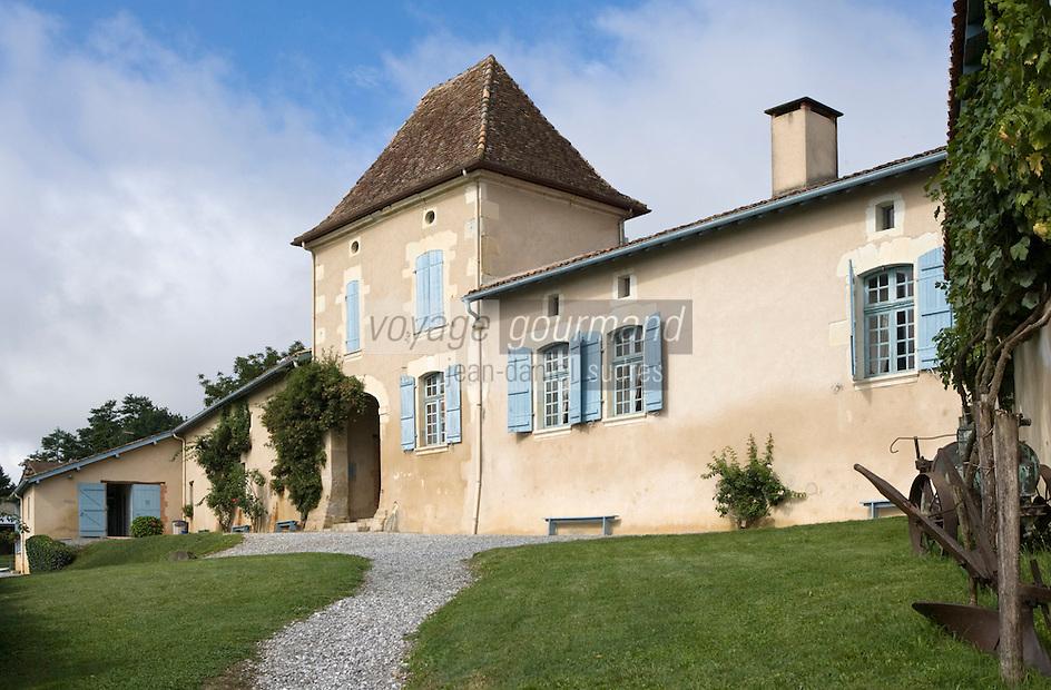 """Europe/France/Aquitaine/40/Landes/ Montfort-en-Chalosse: """"Le Musée de la Chalosse"""""""