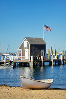 Vineyard Haven harbor, Martha's Vineyard, Massachusetts, USA