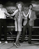 Cyndi Lauper 1984<br /> Photo By John Barrett/PHOTOlink