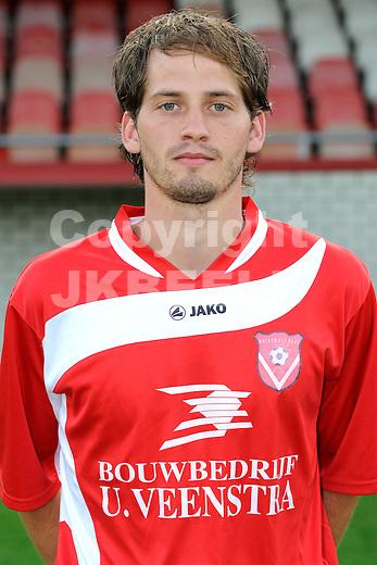 HARKEMA - Harkemase Boys,  Topklasse, seizoen 2011-2012 , 19-07-2011 Roel van der Meulen.