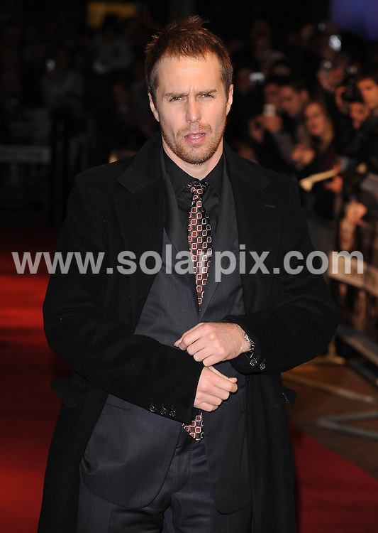 **ALL ROUND PICTURES FROM SOLARPIX.COM**                                             **WORLDWIDE SYNDICATION RIGHTS**                                                                                  Caption: .54th BFI London Film Festival Gala Screening of Conviction.  Held at the Vue Cinema, Leicester Square, London, on Friday October 15, 2010.                                                                              ..This pic:  Sam Rockwell                                                                                            ..JOB REF: 12320        SSD       DATE: 15.10.2010                                                           **MUST CREDIT SOLARPIX.COM OR DOUBLE FEE WILL BE CHARGED**                                                                      **MUST AGREE FEE BEFORE ONLINE USAGE**                               **CALL US ON: +34 952 811 768 or LOW RATE FROM UK 0844 617 7637**