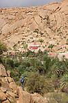 vallées de granite de Tafraoute.