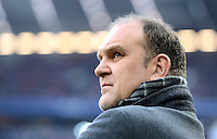 FUSSBALL   1. BUNDESLIGA  SAISON 2012/2013   13. Spieltag FC Bayern Muenchen - Hannover 96     24.11.2012 Sportlicher Leiter Joerg Schmadtke (Hannover 96)
