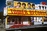 Tower Records on th esunset Strip circa 1996.