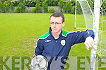 Darren Aherne Kennedy Cup Coach  Copyright Kerry's Eye 2008