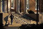 Farley Hall. Photo by Kevin Bain/University Communications Photography