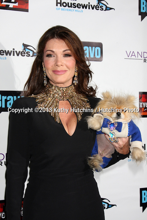 LOS ANGELES - OCT 23:  Lisa Vanderpump, Giggy at the Real Housewives of Beverly Hills Season 4 Party AND Vanderpump Rules Season 2 Party at Boulevard 3 on October 23, 2013 in Los Angeles, CA