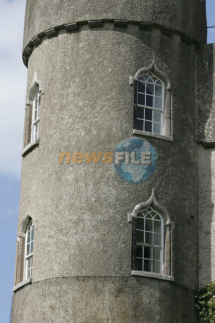 Malahide castle in Co Dublin..Photo: Fran Caffrey/ Newsfile.