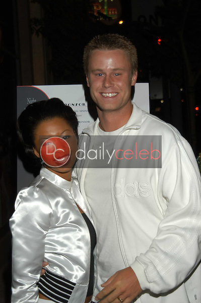 Eric Nenninger with wife Angel