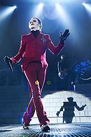 NOV 22 Ghost performing at SSE Arena, Wembley in London.