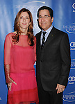 BEVERLY HILLS, CA - MAY 02: Dana Delany and ATAS chairman and CEO Bruce Rosenblum attend the 5th Annual TV Academy Honors at Beverly Hills Hotel on May 2, 2012 in Beverly Hills, California.