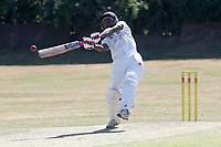 Noak Hill Taverners CC (batting) vs Goresbrook CC 2nd XI, T Rippon Mid Essex Cricket League Cricket at Church Road on 30th June 2018