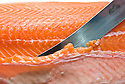 SALMON PREPARATION<br /> CAMPBELLS PRIME MEAT LTD