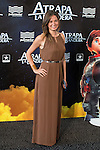 Weather host Rosemary Alker attends to the photocall during the premiere of &quot;Atrapa la Bandera&quot; at Kinepolis Cinema in Madrid, August 26, 2015. <br /> (ALTERPHOTOS/BorjaB.Hojas)
