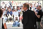 Giornata inaugurale del giardino ex ceat, in barriera di milano