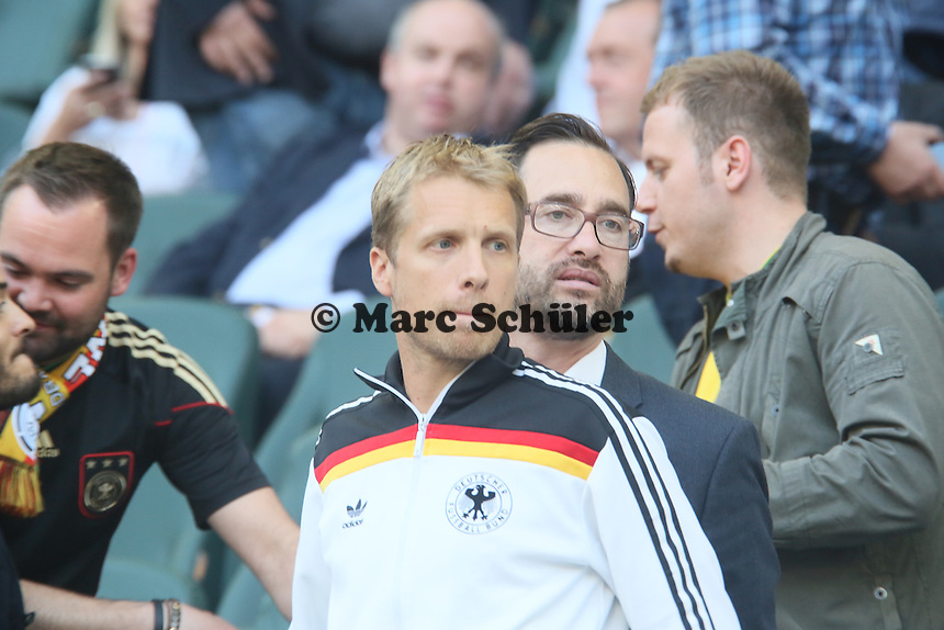 Oliver Pocher - Deutschland vs. Kamerun, Mönchengladbach