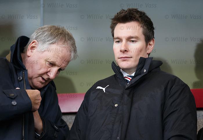 Ian Hart and Brian Stockbridge
