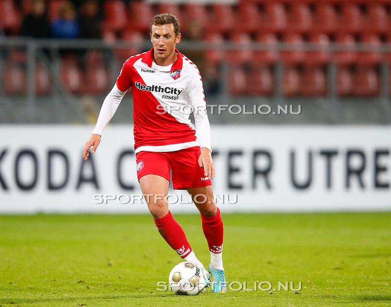 Nederland, Utrecht, 26 oktober 2012.Eredivisie.Seizoen 2012-2013.FC Utrecht-FC Groningen (1-0).Alexander Gerndt van FC Utrecht
