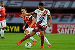 Deportes Tolima venció 0-1 a Independiente Santa Fe. Fecha 4 Liga Águila I-2019.