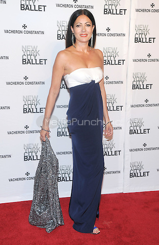 New York, NY- May 8:  Designer Catherine Malandrino attends the 2014 New York City Ballet Spring Gala at the David H. Koch Theater at Lincoln Center on May 8, 2014 in New York City.  Credit: John Palmer/MediaPunch