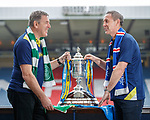 11.04.2018 Scottish Cup Previews:<br /> Pat Bonner and David Weir