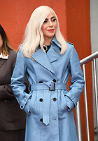 07 January 2019 - Hollywood, California - Lady Gaga  . Sam Elliott Hand And Footprint Ceremony held at TCL Chinese Theatre. Photo Credit: Birdie Thompson/AdMedia