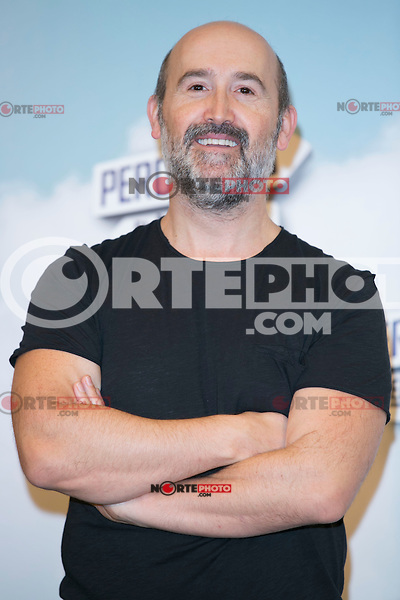 "Javier Camara attend the ""Perdiendo El Norte"" Movie Presentation at Intercontinental Hotel, Madrid,  Spain. March 03, 2015.(ALTERPHOTOS/)Carlos Dafonte) /NORTEphoto.com"