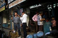 Street shots of north India. Photo by Suzanne Lee Gun Market, Lucknow, Uttar Pradesh,