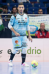 Rios R. Zaragoza Adrian Pereira during Semi-Finals Futsal Spanish Cup 2018 at Wizink Center in Madrid , Spain. March 17, 2018. (ALTERPHOTOS/Borja B.Hojas)