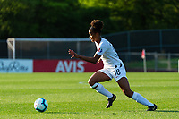Piscataway, NJ - Saturday May 25, 2019: A National Women's Soccer League match between Sky Blue FC and the Portland Thorns FC at Yurcak Field.