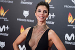 Maribel Verdu attends red carpet of Feroz Awards 2018 at Magarinos Complex in Madrid, Spain. January 22, 2018. (ALTERPHOTOS/Borja B.Hojas)