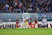 VOETBAL: HEERENVEEN: Abe Lenstra stadion 23-08-2014, SC Heerenveen - Excelsior uitslag 2 - 0, ©foto Martin de Jong