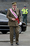 Military Christmas at Madrid Royal Palace. King Juan Carlos...Photo: MAC / ALFAQUI