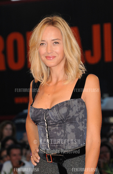 Delphine Arnault Gancia at the Somewhere premiere during the 67th annual Venice Film Festival..September 3, 2010  Venice, IT.Picture: Anne-Marie Michel / Featureflash