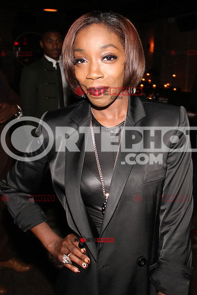 NEW YORK, NY - OCTOBER 17: Estelle attends NeYo's birthday dinner at Acme in New York, NY October 17, 2012. Credit:  Walik Goshorn / Retna Ltd. / MediaPunch Inc. /NortePhoto .<br />