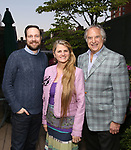 Guest of Honor: Moritz von Stuelpnagel, Bonnie Comley and Stewart F. Lane  attend The Drama League: Meet The Directing Fellows <br /> Hosted By Stewart F. Lane &amp; Bonnie Comley at a private residence on May 15, 2017 in New York City.