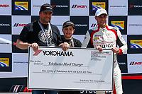 Porsche GT3 Cup Canada, Yokohama Hard Charger, Race 2