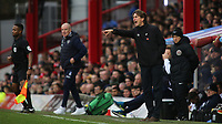 Brentford Manager, Thomas Frank during Brentford vs Queens Park Rangers, Sky Bet EFL Championship Football at Griffin Park on 11th January 2020