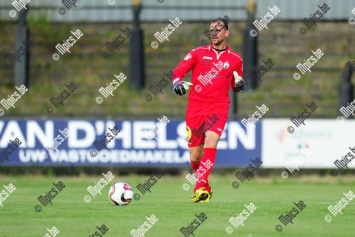 2014-07-26 / Voetbal / seizoen 2014-2015 / Berchem Sport / Bjorn Sengier<br /><br />Foto: mpics.be