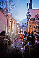Holy Thursday in Granada 2013