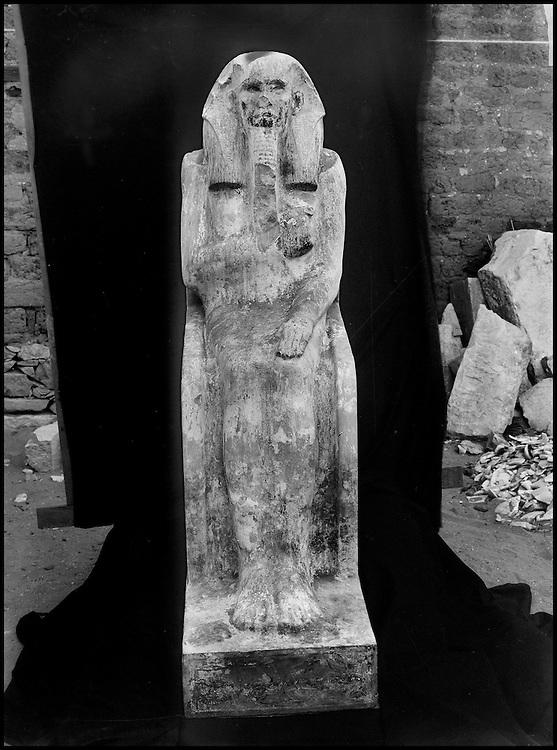 famous limestone statues